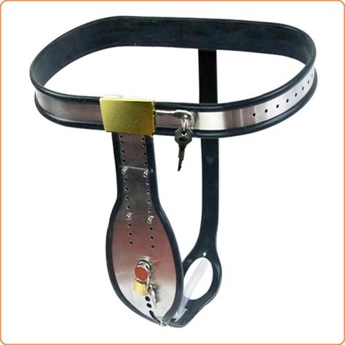 Trap Chastity Belt
